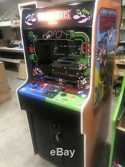Brand New Wide Body Mario Bros Arcade Machine