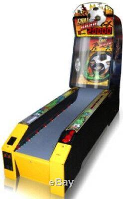 But Rush Skeeball Arcade Machine De Rachat (très Bon État) Rare