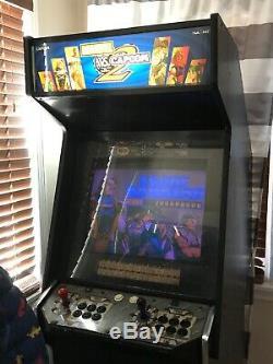 Capcom 2 Vs Marvel Arcade Machine De Jeu