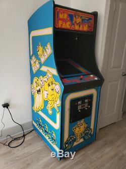 Classique 1982 Mme Pac Man Machine D'arcade
