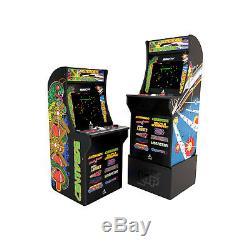 Classique Deluxe Edition 12-in-1 Arcade Machine De Qualité Commerciale Pleine Couleur Vidéo
