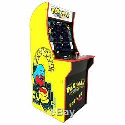 Classique Pacman Arcade Machine Commercial Grade Full Color Jeu Vidéo Machine 4