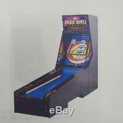 Classique Skee-ball Foudre Rouleau Arcade Alley Machine De Jeu 10' Game