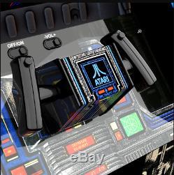 Classique Star Wars Machine Avec Commandes Arcade Authentique Et Riser Jeu Cabinet