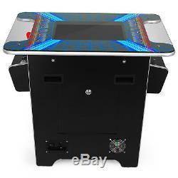 Cocktail Arcade Machine 412 Jeux En 1 Niveau Commercial