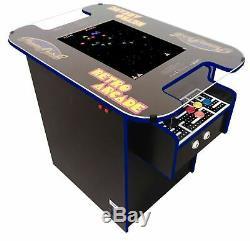 Cocktail Arcade Machine Avec 412 Jeux Classiques, De Qualité Commerciale, Mme Pac-man