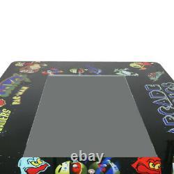 Cocktail Arcade Machine Avec 60 Jeux Classique Pacman, Galaga, Donkey Kong