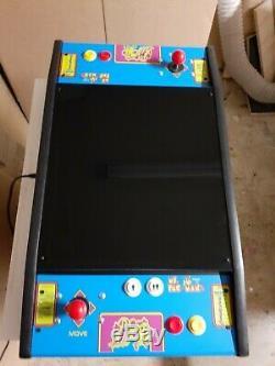 Cocktail Ms Pacman / Arcade Machine Avec Tabletop 60 Classic Games