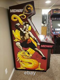Coffret Original Mortal Kombat Arcade Machine