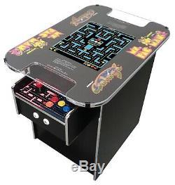 Commercial Grade Cocktail Arcade Machine Avec 60 Classique Jeux- Galaga-ms Pacman