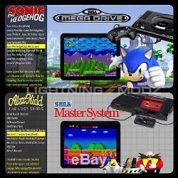 Console De Jeux Mini Rétro, Hdmi, Machine D'arcade Classique 6000 Au Total 80gb