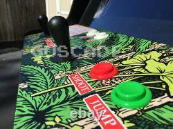 Contra Arcade Machine Konami Nouveau Jeu Vidéo Classique Taille Complète Guscade