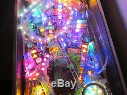 Creature Du Black Lagoon Arcade Pinball Machine Bally 1992 (led Sur Mesure)