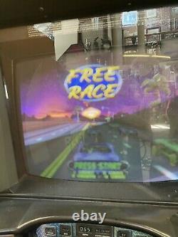 Cruisn' World Arcade Driving Racing Vidéo Jeu Machine Travaux Grand! Cruisine #1