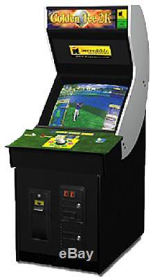 D'or T 2k Machine Arcade (excellente Condition)