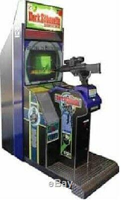 Dark Silhouette (silent Champ D'application 2) De Machine D'arcade Par Konami (excellent Condition)