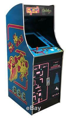 Debout Arcade 60 Meilleurs Jeux 21 Écran! Qualité Commerciale 180lbs! Machine