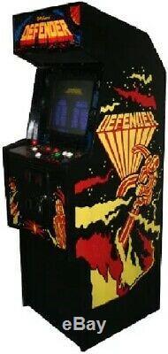 Defender Arcade Machine Par Williams (excellent État)