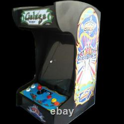 Doc And Pies Arcade Factory Galaga LCD Tabletop Machine Avec 412 Jeux Rétro