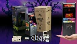 Dragons Lair X Replicade New Wave Toys Arcade Machine 12 Tall Non Ouvert