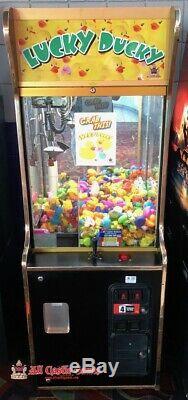 Ducky Chanceux Arcade Griffe Prix Machine Redemption Jeu