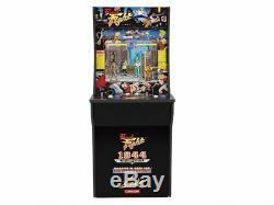 Final Fight Arcade Machine, Arcade1up, 4 Pieds Tout Neuf Dans La Boîte