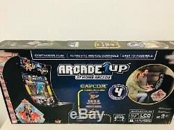 Final Fight Arcade Machine -arcade1up- 4 Jeux En 1-neuf Dans L'encadré