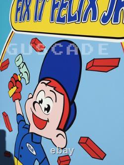 Fix It Felix Jr. Arcade Machine Nouveau Jeu Vidéo Full Size Wreck It Ralph Guscade