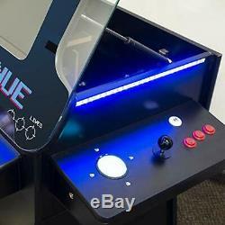 Full Size Commercial Grade Cocktail Arcade Machine 1162 Jeux Classiques