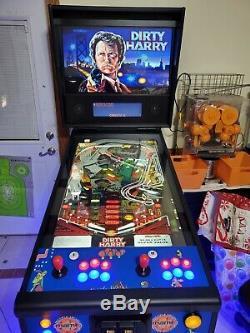 Full Size Pinball Virtuel Avec Des Jeux D'arcade