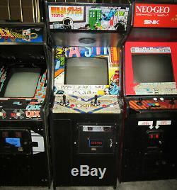 Gaiden Machine Arcade Ninja Par Tecmo (excellent État) Rare