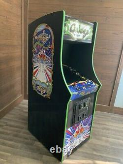 Galaga Arcade Machine, Mise À Jour