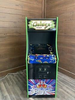 Galaga Arcade Machine Restauré, Mis À Jour