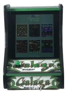 Galaga, Ms Pacman Verticale / Comptoir Machine! Pacman, Donkey Kong. Nouveau! 60 Jeux