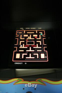 Galaga Multicade Arcade Machine Upgraded Pour Jouer 60 Jeux (pacman) Tout Neuf