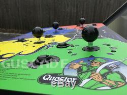Gauntlet Arcade Machine Atari Nouveau Full Size Joue De Nombreux Jeux À 4 Joueurs Guscade
