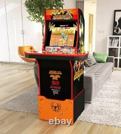 Golden Axe Arcade1up Gaming Cabinet Machine Comprend 5 Jeux Navire Dans Les 10 Jours