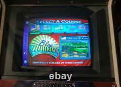 Golden Tee 2005 Cabaret (court) Golf Arcade Video Game Machine! Fonctionne