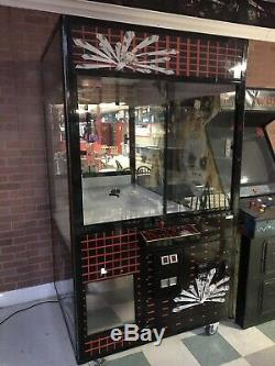 Grande Grue Machine Arcade Game Pièces Seule Machine Griffe Utilisé