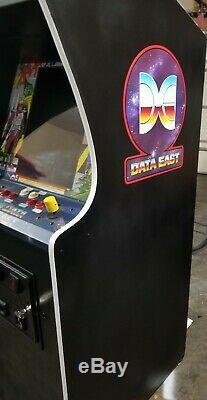 Heavy Machine Barrel Arcade