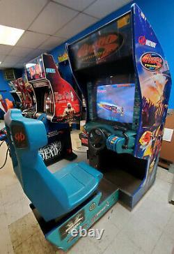 Hydro Thunder Boat Racing Arcade Driving Machine De Jeu Vidéo Fonctionne Grand
