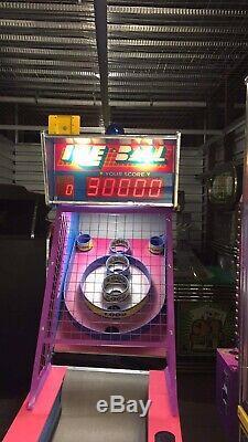 Ice Balle Skee Ball 10 Arcade Machine Jeu! Disponible Expédition