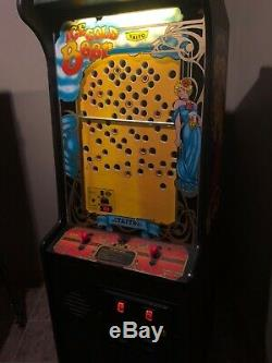 Ice Cold Beer Arcade Game Machine Taito Pinball Collectionneurs Vintage