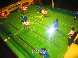 Ice Super Kixx Arcade Dome Soccer Machine (excellent État) Rare