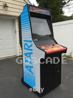 Indiana Jones Et Le Temple Of Doom Arcade Machine Atari Nouveau Full Taille Guscade