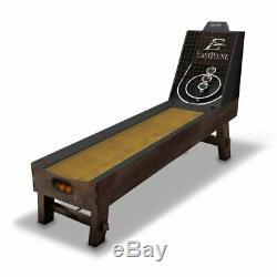 Jeu De Skeeball Pour La Salle De Jeu D'intérieur D'arcade De Machine De Table De Roller À La Maison D'enfants Menée