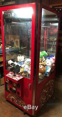 Jeux Ice Pinnacle Arcade Griffe Machine Jeu Fonctionne À 100% Bills Ou Quartiers Dollar