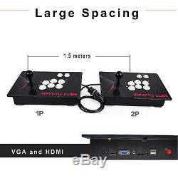 Jeux Séparables 2260 Jeux Pandora Box 3d Jeux Vidéo Arcade Console Machine 1080p N64