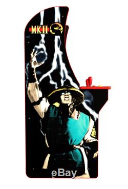 Kombat Classique Mortal Machine Avec Arcade Authentique Controls Meilleur Jeu Cabinet