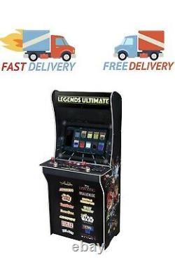 Legends Ultimate Home Machine Arcade Special Edition 300 Jeux Intégrés. Nouveau